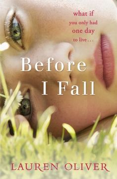before I fall. i literally can't think too hard about this book without getting emotional.  More Interesting Books: http://www.damniwantit.net/category/books/