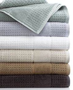 Kassatex Bath Towels, Hammam Collection--- look pretty nice