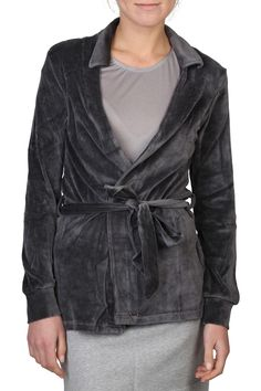 Chloe Classic Gray Jacket