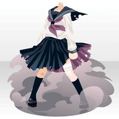 Anime Outfits, Cool Outfits, Cosplay, Fashion Design Drawings, Cocoppa Play, Drawing Base, Star Girl, Anime Scenery, Drawing Clothes