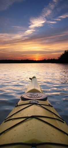 Kayaking is one the best stress relievers out there...my kayak was one of the best investments I ever made