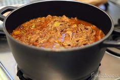 Carne Louca ~ PANELATERAPIA - Blog de Culinária, Gastronomia e Receitas
