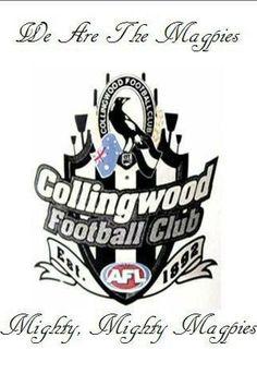 Collingwood Football Club, Best Club, Football Memes, Magpie, Juventus Logo, Art Logo, Logos, My Love, Quotes