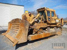 Caterpillar D9H For Sale (3857029) :: Construction Equipment Guide