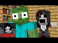 ✅ Monster School : Slenderio - Granny Horror Challenge - Minecraft Animation press like and share the video , your support means a lot INSPIRED BY:. Minecraft Mobile, Minecraft School, Monster School, Video Page, School Videos, Mobile Legends, Horror, Challenges, Animation