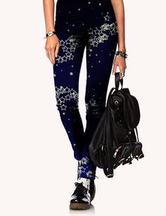 calza estrellas