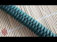 Mad Max Bane's Cuff Paracord Bracelet Tutorial - YouTube