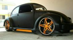 Great looking VW...