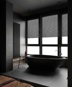 Minimalist House Design, Minimalist Home, Modern House Design, Bathroom Design Luxury, Bathroom Interior, Modern Bathroom, Bathroom Designs, Adobe Photoshop, My Ideal Home