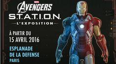 Exposition Avengers Station : on révise nos classiques avant Captain America Civil War !