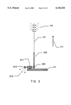 Patent US6116544 - Electrodynamic tether and method of use - Sep 12, 2000