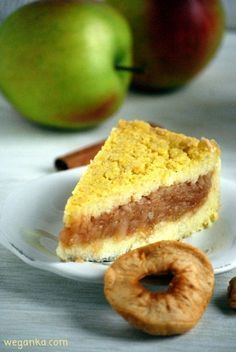 Ciasto dla miłośników deserów bez cukru i glutenu, a przede wszystkim kaszy jaglanej. Szarlotka jest dobra, smakuje jak jaglanka z jabłkiem...