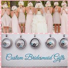 Origami Owl Bridal Collection www.lisasengsy.origamiowl.com #origamiowl #Bridalcollection #bride
