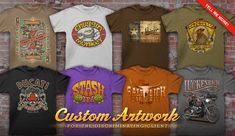 Custom Screen Printing in Austin, TX | Outhouse Designs | Home