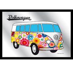 Spiegel VW Bulli Hippie