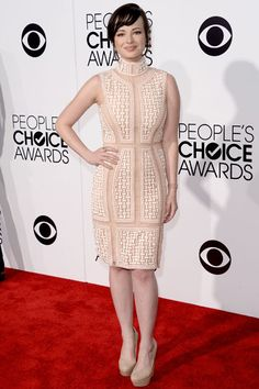 From Lucy Hale to Nina Dobrev, See All the Best Red Carpet Looks from the People's Choice Awards