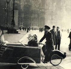 Milano Vecchia elegance