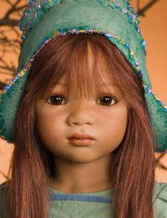 Annette Himstedt Dolls | Doll Collections | Pinterest