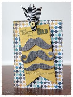 Houses Built of Cards: Some MCT Father's Day Cards!