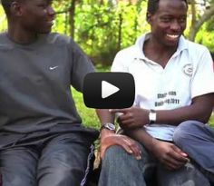4 African men humorously address Hollywood's stereotyping of them