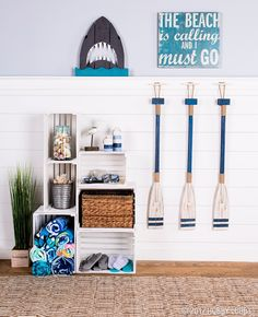 151 best Nautical Home Decor images on Pinterest   Beach house decor     Nautical   Home Decor   Frames