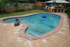 Rustenburg Bliss Pool Nets for Pool Safety Net Supplier