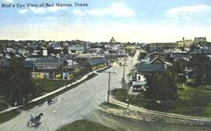 Aerial View County Seat, Texas Travel, Aerial View, Paris Skyline, Attraction, Pup, Street View, River, Spaces