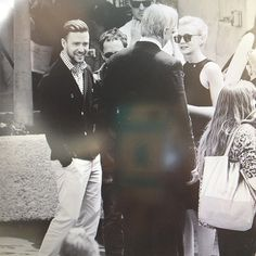 Carey Mulligan et Justin Timberlake sur l'Instagram d'Ellen von Unwerth http://www.vogue.fr/mode/experiences-digitales/diaporama/le-festival-de-cannes-sur-instagram-jour6-milla-jovovich-jessica-biel-ellen-von-unwerth/13357/image/755970