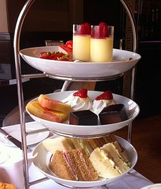 Review: Afternoon Tea at St James Hotel – London