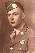 S/Sgt Junius Montgomery, 502nd PIR HQ 2, 2nd Battalion