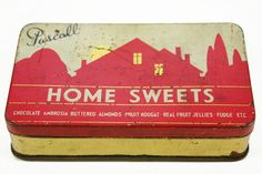 vintage tin by H is for Home, via Flickr