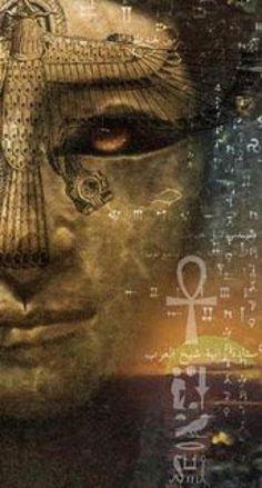 Sekhmet, Lioness Goddess of Egypt Art - Lion Within by Katlyn Egyptian Mythology, Egyptian Symbols, Ancient Egyptian Art, Egyptian Goddess, Ancient Aliens, Ancient History, Egyptian Things, European History, Ancient Greece
