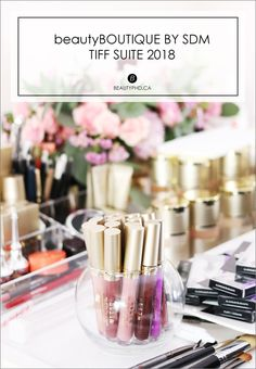 This year, beautyBOUTIQUE by Shoppers Drug Mart hosted their Annual TIFF Suite, once again in partnership with Entertainment One's TIFF Lounge at the Intercontinental Hotel in the heart of Down… Stila Cosmetics, Beauty Lounge, Toronto, Events, Happenings