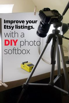 Anyone who's bought or sold anything on sites like Ebay or Etsy will tell you that good photographs make a huge difference when making a decision to buy.