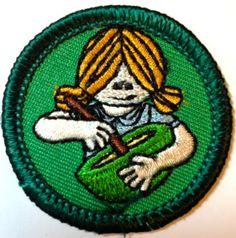 Cooking Basics, Orange County (have it) Girl Scout Council, Girl Scouts Usa, Girl Scout Badges, Girl Scout Juniors, Orange County, Patches, Cooking, Kitchen, Cuisine