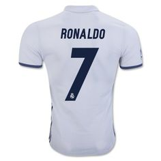 Cheap Adidas Real Madrid Ronaldo 7 Youth Home Jersey Father day sale 61da66020