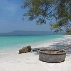 I cant wait to be here! Koh Rong island, Cambodia