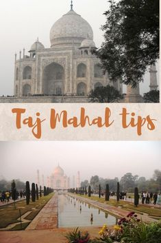 The Taj is definitely worth visiting. However, there are certain things you need to know, so in this artilcle, I'm sharing some useful Taj Mahal tips. Cool Places To Visit, Places To Travel, Travel Destinations, Varanasi, Agra, Taj Mahal, Japanese Travel, India Travel Guide, Backpacking Asia