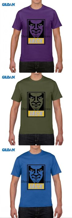 GILDAN funny men t shirt Game Borderlands T Shirt Men 2017 Summer  HYPERION Jack T-shirt Short Sleeve White/Gray Tee Tops