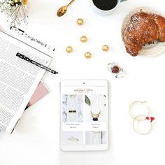New website and branding for Shlomit Ofir Jewelry Design