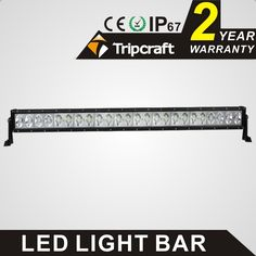 252.77$  Watch now - http://aligvz.shopchina.info/1/go.php?t=32748240213 - HOT SALE! Offroad ramp lamp,50 inch Single Row Led Offroad Light Bar 240w tractor ramp light bar with high low beam function  #magazine