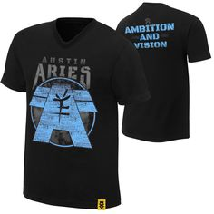 Wear what the Superstars are wearing. Get authentic WWE t-shirts and pro wrestling tees straight from the Superstars themselves. The Official WWE Shop Wwe T Shirts, Wrestling Shirts, Wrestling Superstars, Aries, My Style, Mens Tops, How To Wear, Shopping, Clothes
