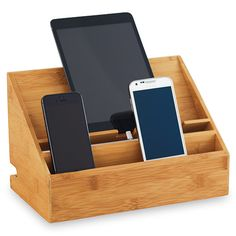 Bamboo Charging Station - The Pampered Chef®
