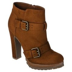 Women's Mossimo® Keisa Heeled Ankle Boot - A... : Target Mobile