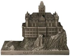 Pewter Cliff House Restaurant in San Francisco