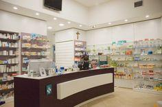 Farmacia S. Giorgio 1 - AGELL Arredamento Farmacie e Ottici