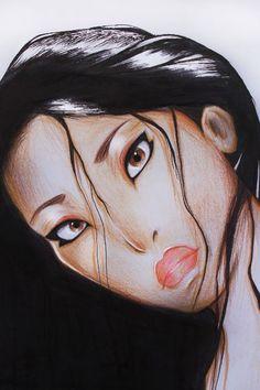 Pocahontas by Kipichuu.deviantart.com on @deviantART