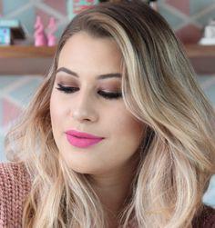 Saiba como fazer uma maquiagem com Niina Secrets usando produtos da marca Luisance. Vem saber qual foi o resultado!