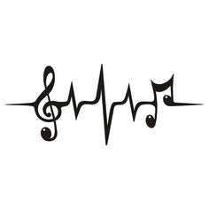 Music Pulse, Notes, Clef, Frequency, Wave, Sound, Dance by boom-art