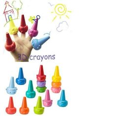 Posted on Shopify : 3D Animal Carton Finger Crayon - Under $10 Toys, Gifts and Accessories For Kids  http://www.liltroublemakers.com/products/3d-animal-carton-finger-crayon?utm_campaign=crowdfire&utm_content=crowdfire&utm_medium=social&utm_source=pinterest